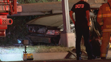 27-year-old dead after car crashes into telephone pole on Benning Rd.