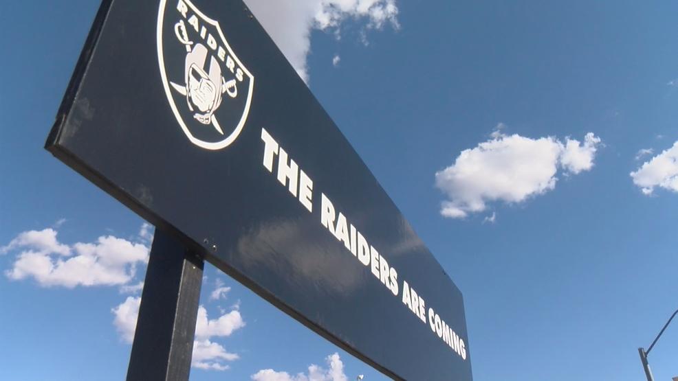 Raiders unveil parking plan   KSNV