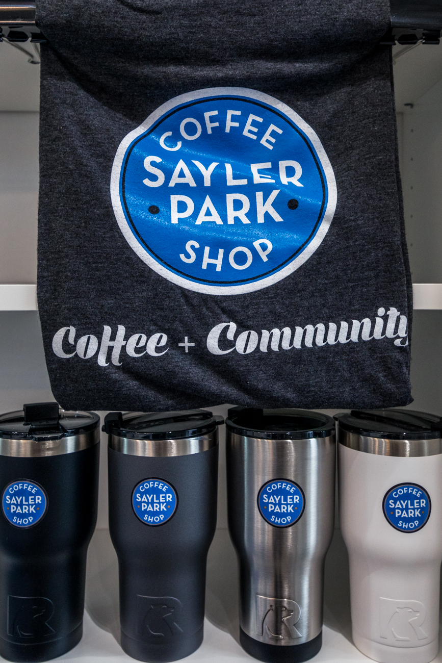 Sayler Park Coffee is a locally owned coffee shop where 100 percent of the profits support community projects and organizations in Sayler Park. Owners Garrett & Ellen Gerard have lived in Sayler Park since 2013. Their love of the community led them to open a space that offers the opportunity for neighbors to get together and build connections over espresso drinks, coffee, tea, smoothies, pastries, ice cream, and more on a daily basis. ADDRESS: 6557 Gracely Drive (45233) / Image: Catherine Viox // Published: 8.5.20