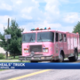 Pink Heals truck roll into East Liverpool
