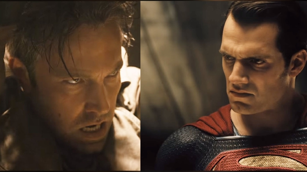 'Batman v Superman: Dawn of Justice' and 'Suicide Squad' on Razzies shortlist