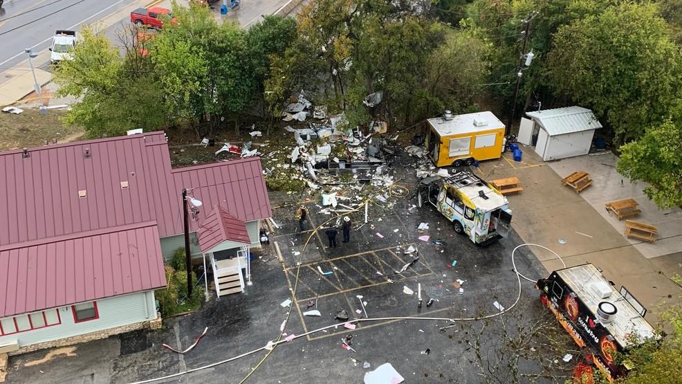 San Marcos Officials Investigating Explosions at Food Truck Park