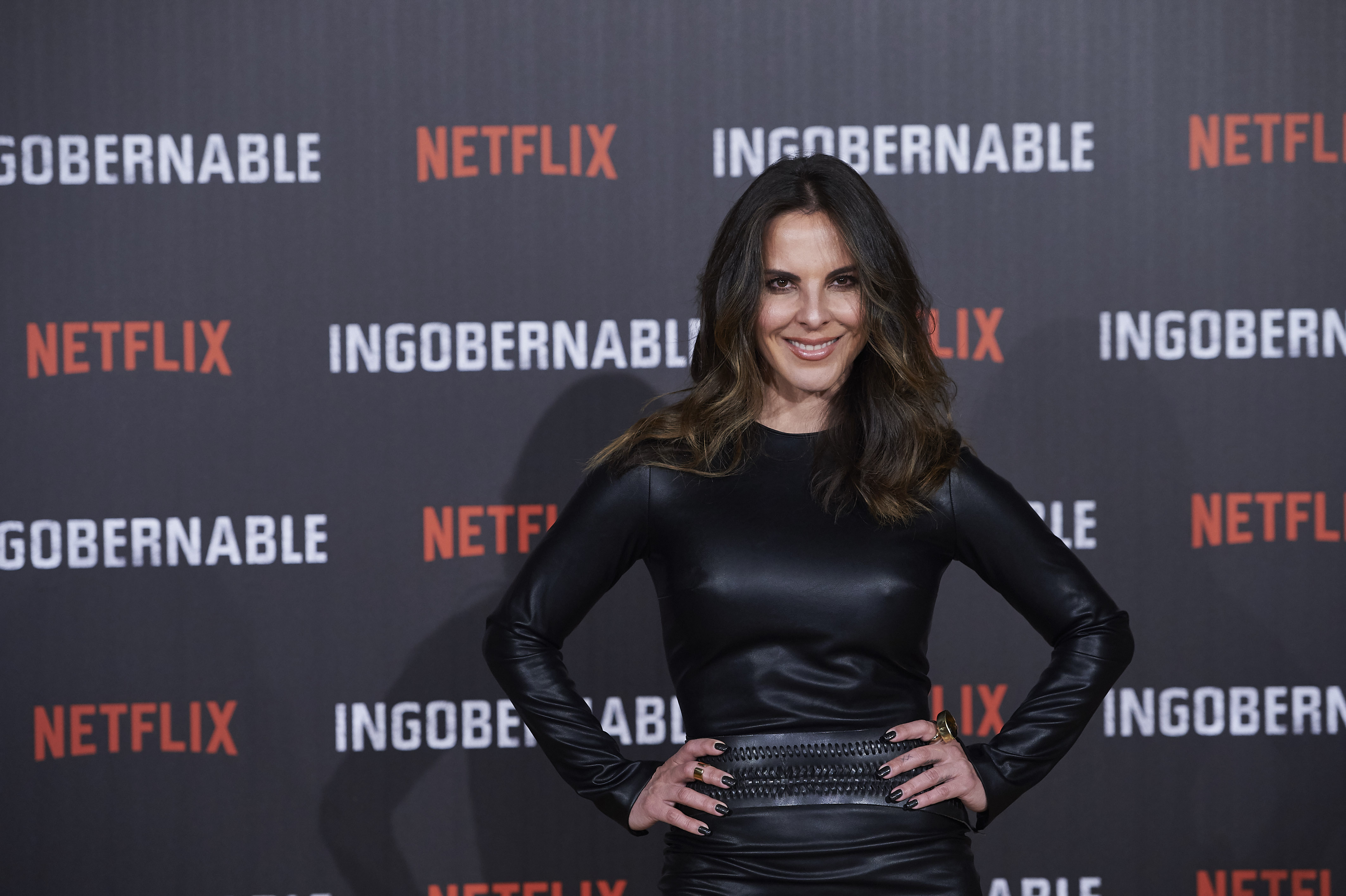 'Ingobernable' photocall at Ritz Hotel  Featuring: Kate del Castillo Where: Madrid, Spain When: 29 Mar 2017 Credit: Sean Thorton/WENN.com  **Not available for publication in Spain, France**