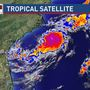 Tropical Storm Chris forms in Atlantic