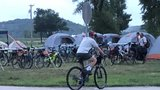 Cross state Katy Trail Ride brings hundreds of cyclists to mid-Missouri