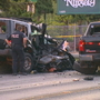 Several injured in head-on crash in Tacoma