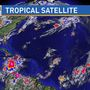 Two potential systems in the tropics