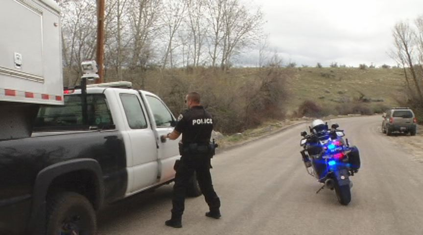 Foothills Boise Police shooting