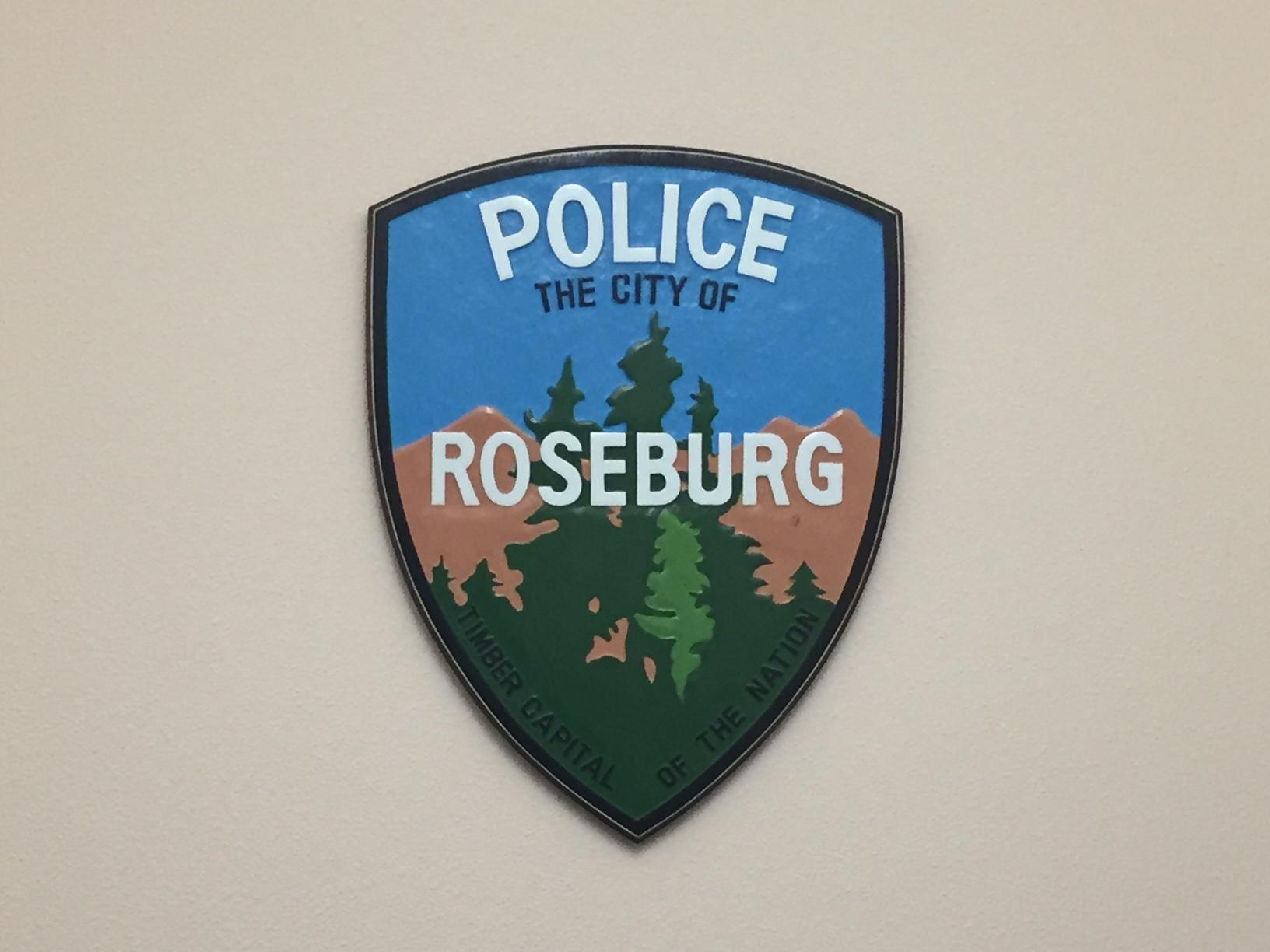 Roseburg Police Department (File / SBG photo)