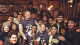 O'Connor football players surprise student after no one showed up to birthday party