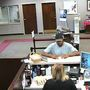 Police search for Forsyth bank robbery suspect