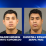 Two men who face charges may have been part of nation-wide crime spree