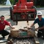 Nearly 90-year-old time capsule unearthed in Kingston