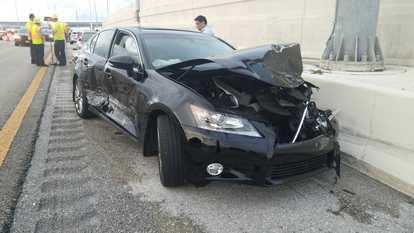 Multiple car wreck on I-95 snarls morning traffic | WTVX