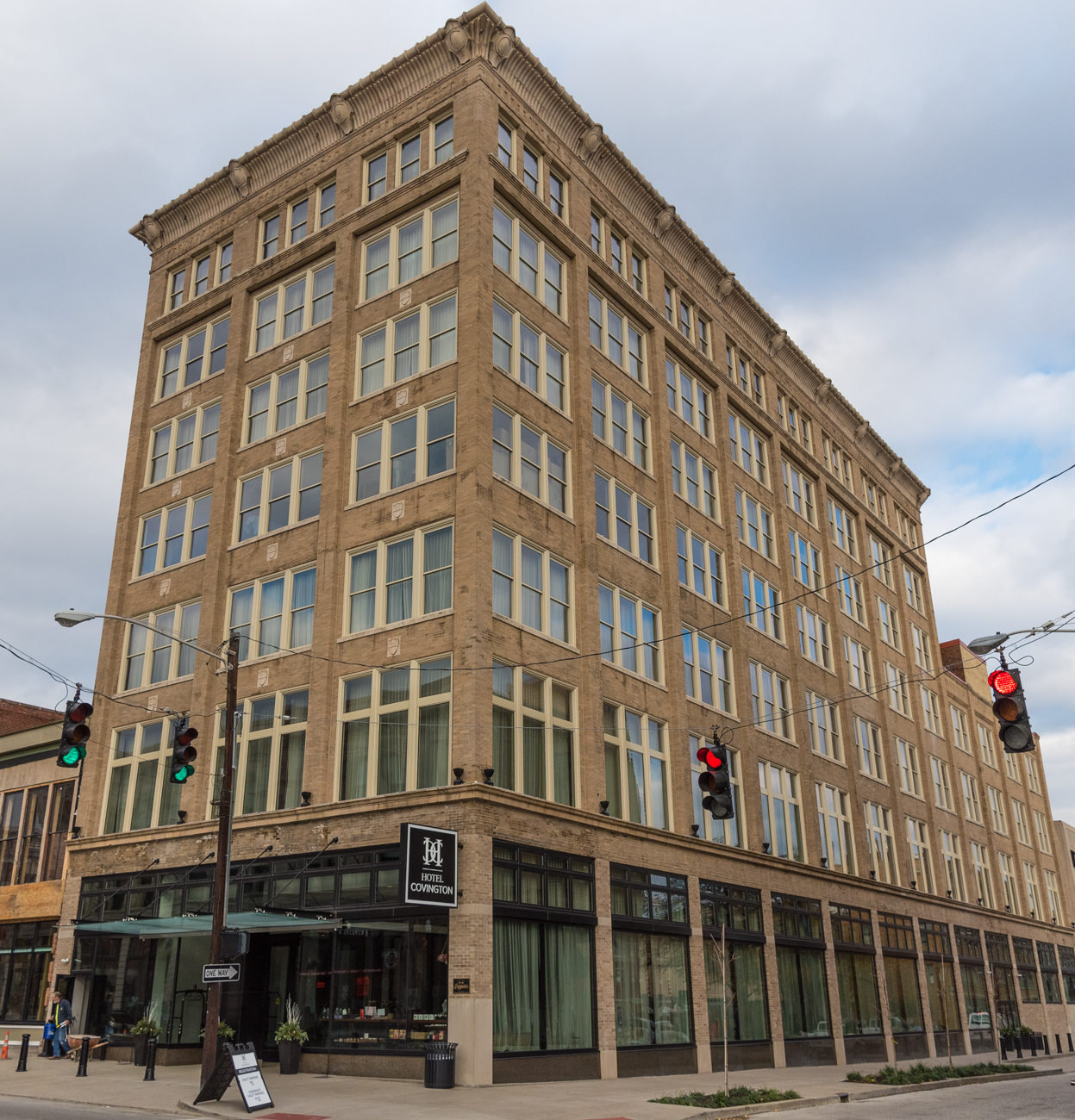 Hotel Covington Is A New Seven Story 114 Room Boutique Located In