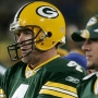 Rodgers responds to story about 'grandpa' comment in new Favre book
