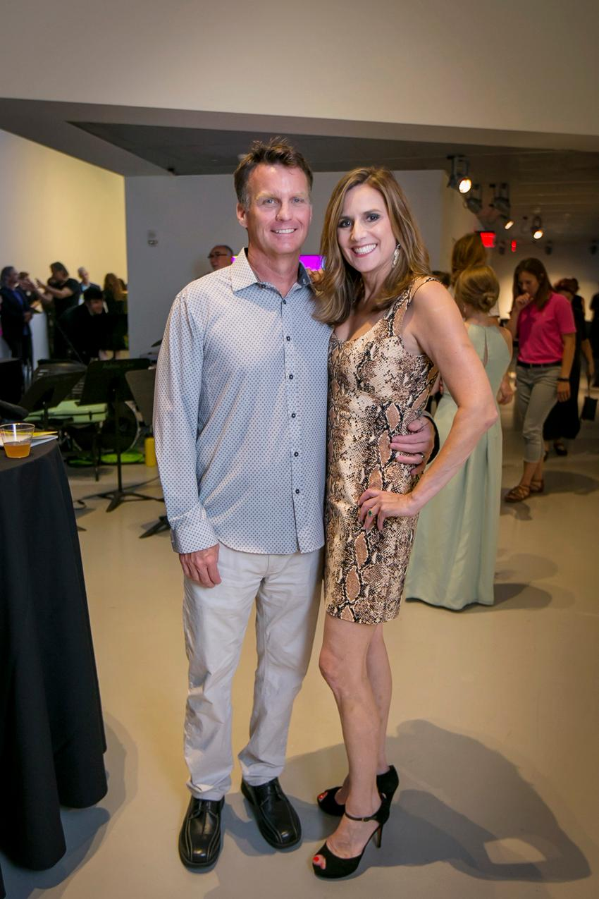 Tom Boylan and Amy Youngblood{ }/ Image: Mike Bresnen Photography{ }// Published: 8.24.19