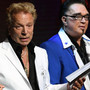 Report: Illusionist Siegfried Fischbacher dies in Las Vegas