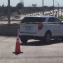 Accidente vehicular y tiroteo en la I-95 norte, Boynton Beach