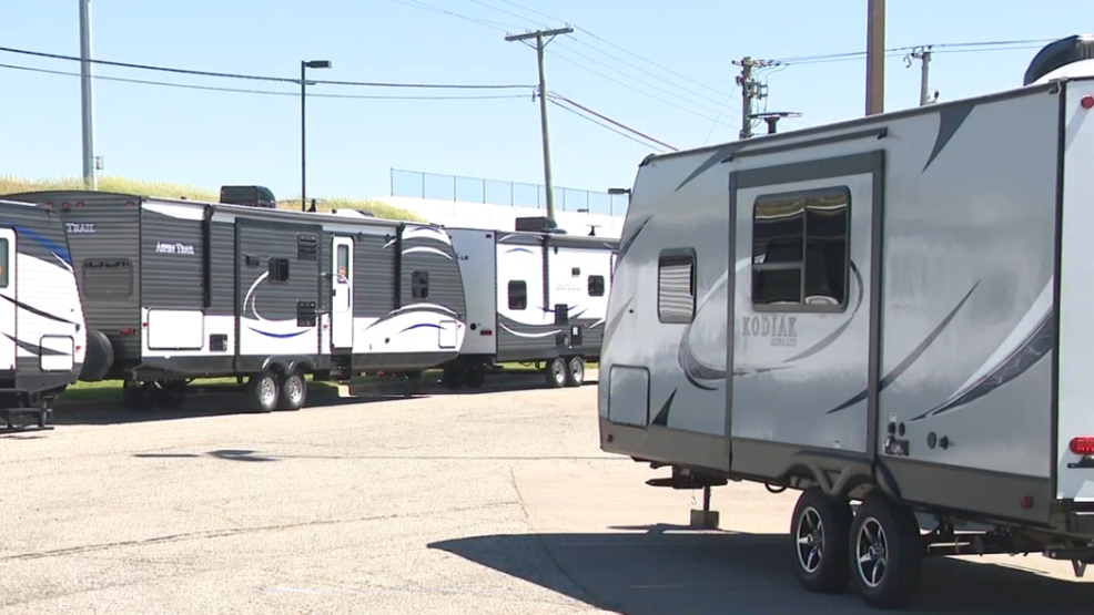 UP Mall to hold first ever RV and trailer sale   WSBT