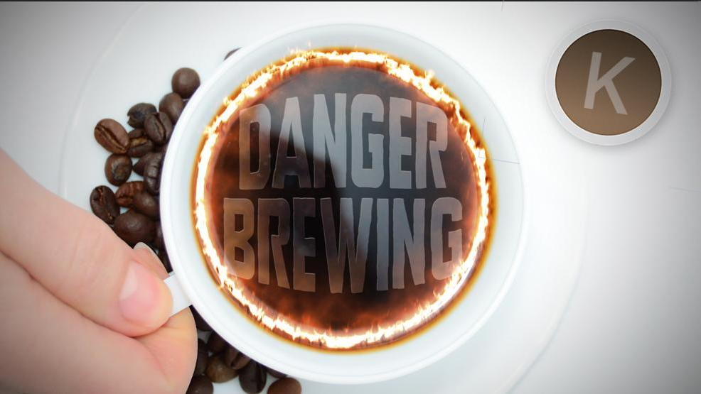 danger brewing  can your coffee maker catch fire