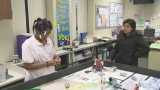 The movie 'Hidden Figures' impacts young girls in Elkhart