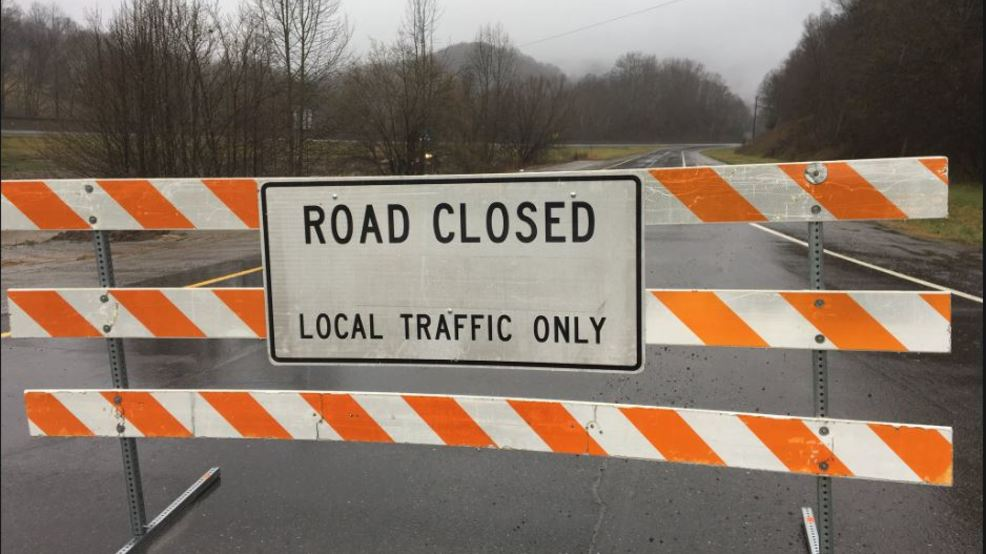 Stretch of I-40 in Haywood County to remain closed for about