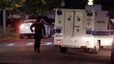 2 police officers shot, wounded in Boston, 1 suspect located