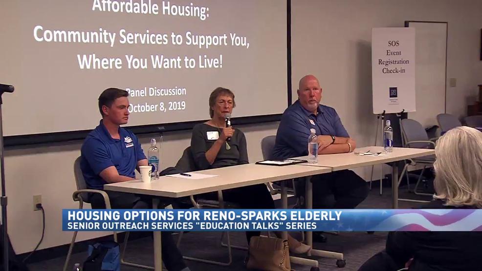 Senior Outreach Services helps seniors explore affordable housing options