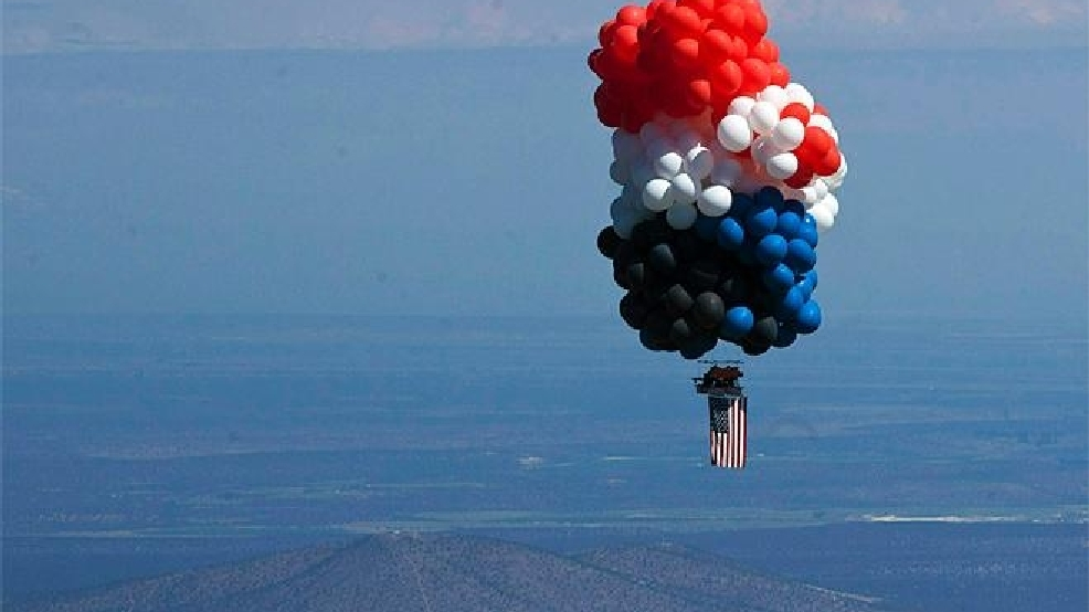 Lawn Chair Balloonist Says His Flying Days May Be Done | KVAL