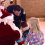 Toronto kids attend their first 'Christmas with a Cop'