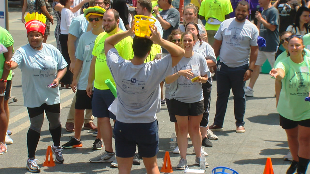Cincinnati Corporate Olympics raises money for Special Olympics