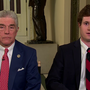 Rep. Roger Williams, aide Zack Barth speak, say Capitol Police 'saved all our lives'