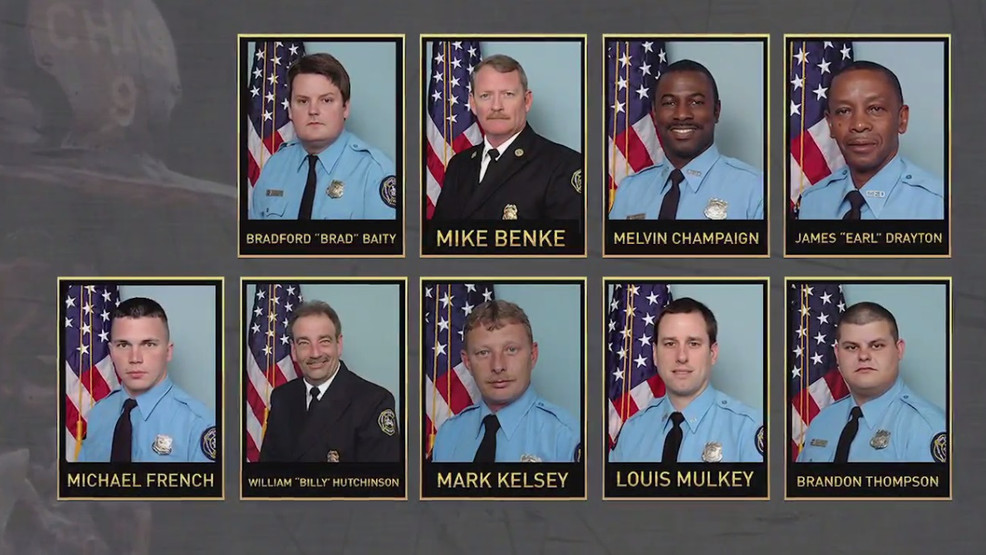 Fire Chiefs Across The Country Remember Fallen Firefighters On ...