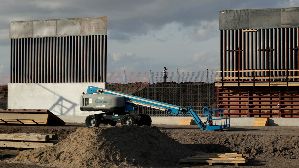 US border construction projects spur rural coronavirus fears