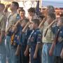 Boy Scouts and others offer sunup to sundown salutes for the Sept. 11 fallen