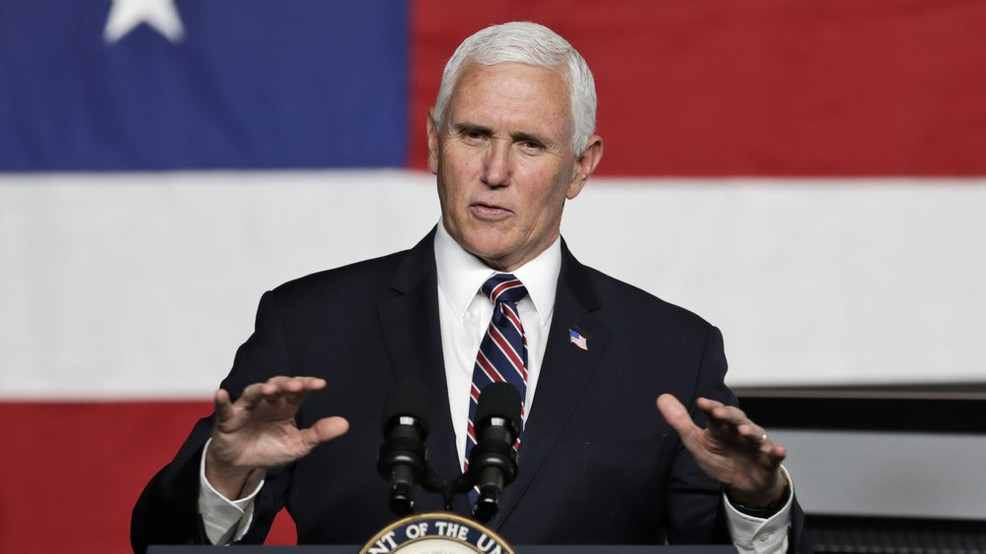 Photo of Vice President Mike Pence postpones appearances in Florida and … | mynbc15.com