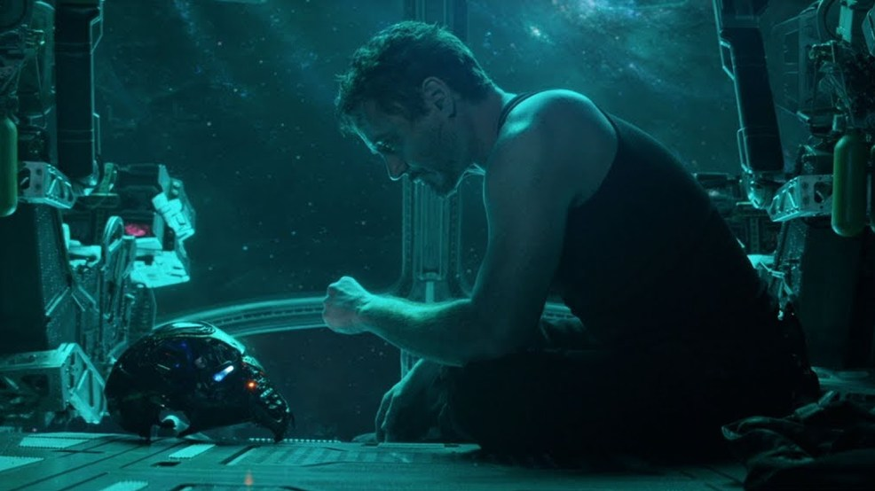 The next Avengers movie has a trailer, and a title: 'Endgame'