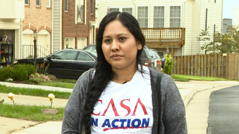 This undocumented immigrant can't vote but she's going door-to-door for Clinton