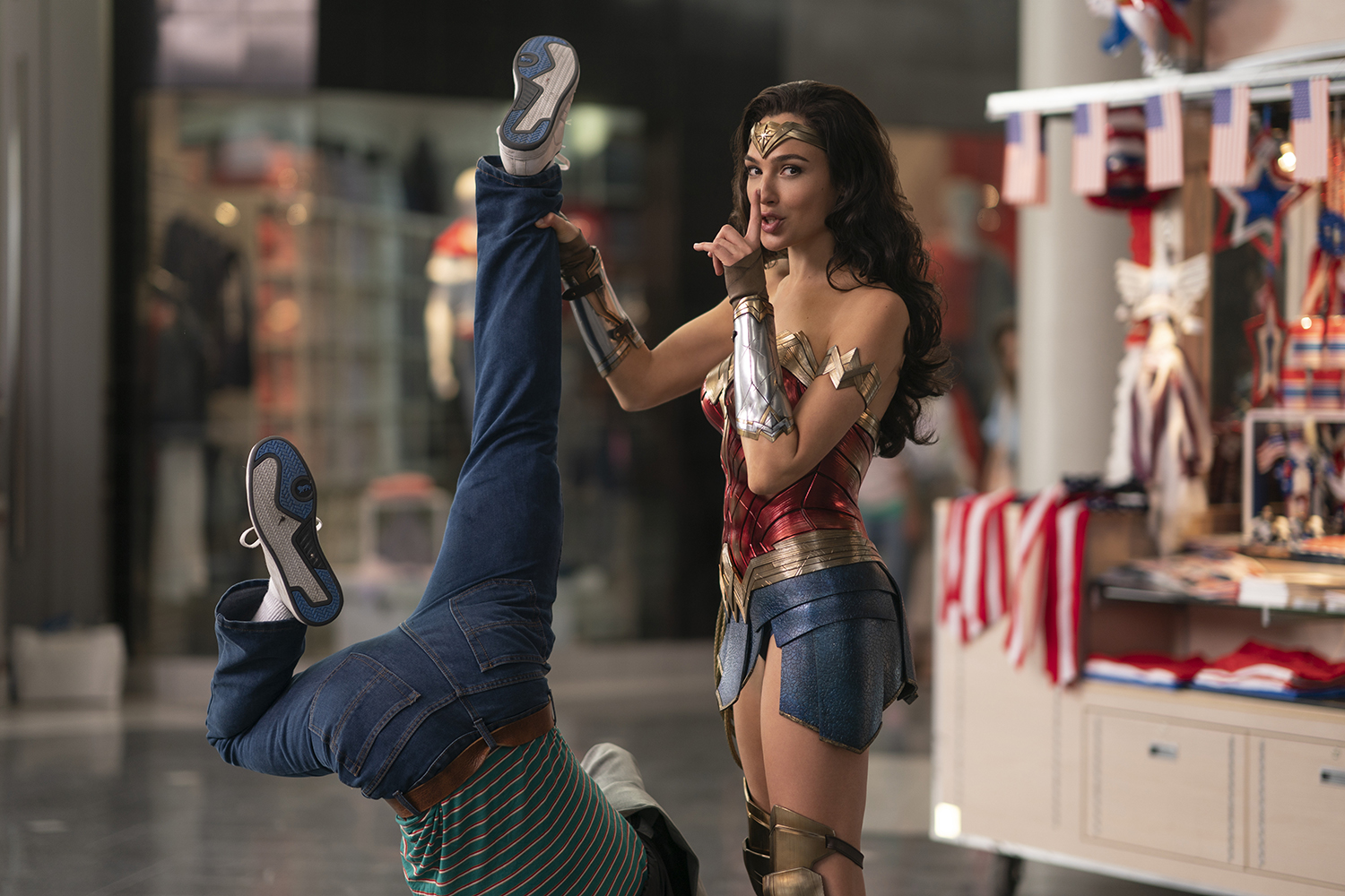 GAL GADOT as Wonder Woman (Image: Warner Bros. Pictures)