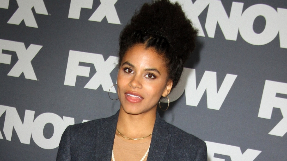 Zazie Beetz cast as Domino in 'Deadpool 2'