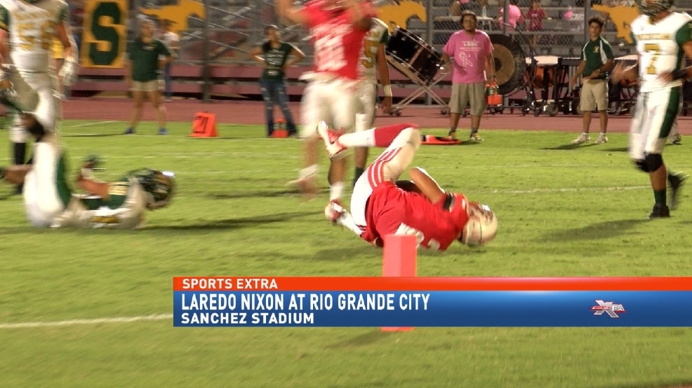 Rio Grande City Deals Laredo Nixon Their First Defeat