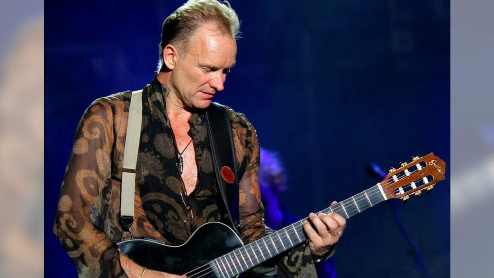 Sting, Utah Symphony to partner for concert benefiting Zion National Park