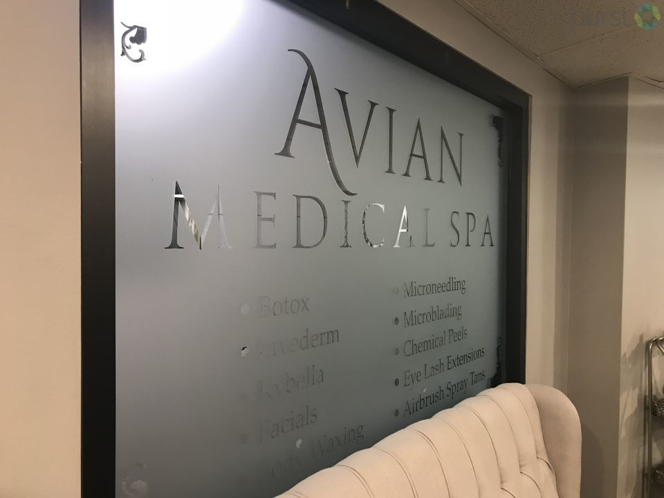 { }Avian Salon and Spa launched their Laser Spa at their facility on Empire Blvd. (WHAM photo)