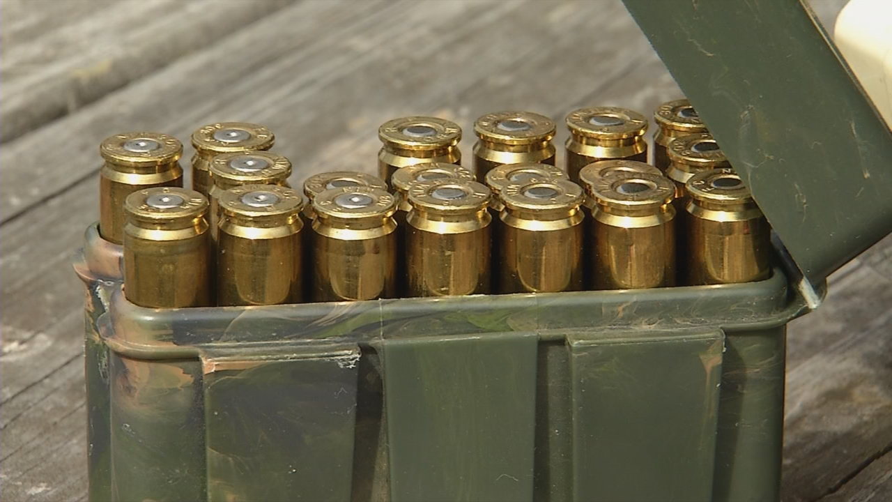 Always use the same ammunition at the range that you'll use in the woods. (WCHS/WVAH)