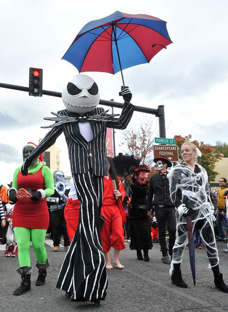 Ashland's Halloween Parade