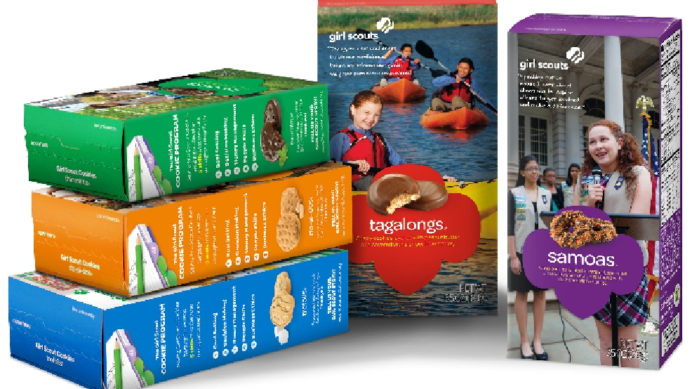 girl scout cookies will be sold online in 2016 hooray wsyx