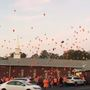 Church family holds balloon release to honor life of boy killed in High Falls accident