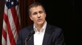 Greitens speaks at St. Louis area police prayer breakfast