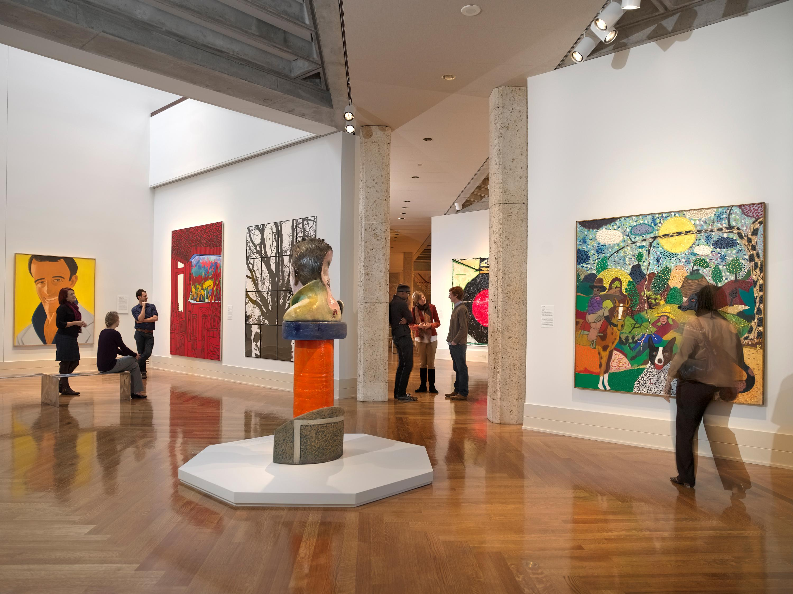 VMFA has an expansive American Art collection.{ }(Image: Michael Solender)